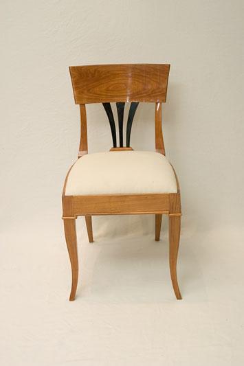 biedermeier stuhl nachbildung. Black Bedroom Furniture Sets. Home Design Ideas