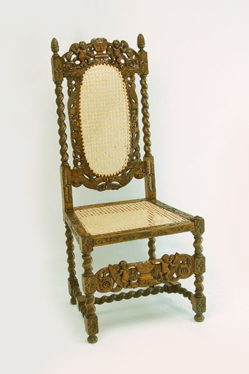 polsterei antikm bel herodek barock stuhl. Black Bedroom Furniture Sets. Home Design Ideas