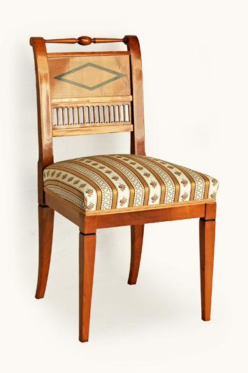 polsterei antikm bel herodek biedermeier stuhl nachbildung. Black Bedroom Furniture Sets. Home Design Ideas